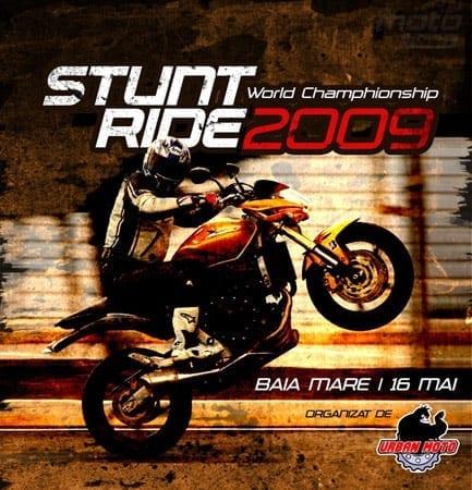 Stunt Ride World Champhionship 2009 baia mare