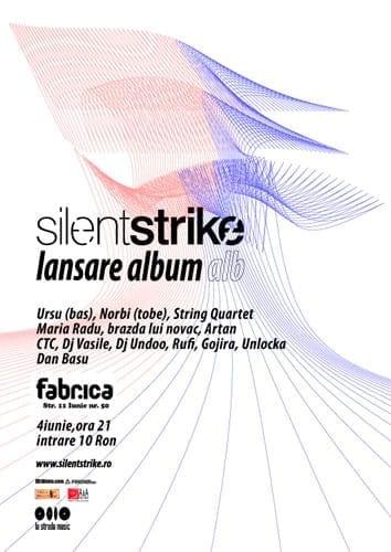 silent strike album alb la fabrica