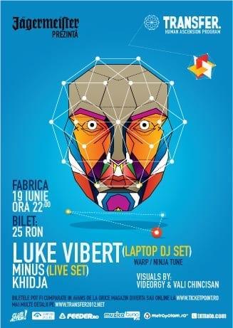 Luke Vibert @ Transfer