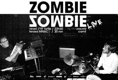 zombie zombie mnac