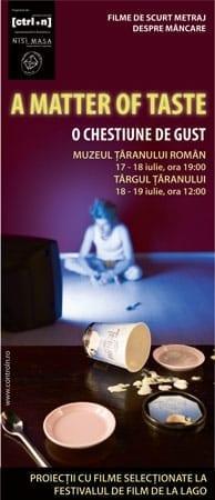 Filme cu si despre mancare la MTR si Targul Taranului