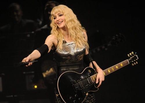 Cele mai bune locuri la concertul Madonnei, aproape de epuizare!