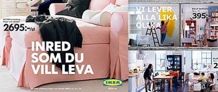 IKEA renunta la FUTURA pentru VERDANA