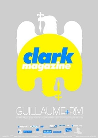 Guillaume Le Goff (Clark Magazine) la Teatrul CAPITOL