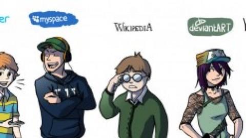 If websites were people
