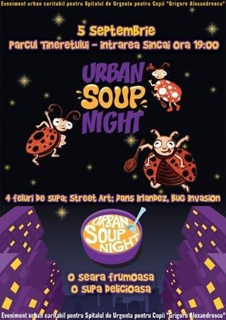 Urban Soup Night