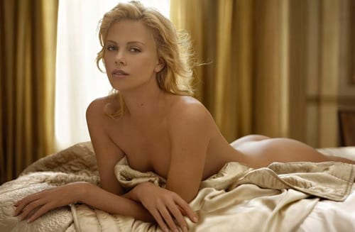 hope shes hot lol chick charlize theron charlize theron