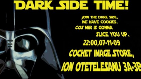(ANULAT) Dark Side Time @ Cochet Image Store
