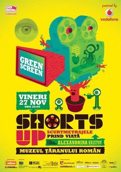 shortup green screen mtr noiembrie
