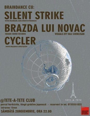 Silent Strike, Brazda lui Novac, Cycler @ Tete-a-tete