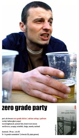 zero grade kelvin party