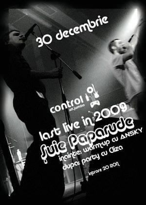 Suie Paparude @ Control