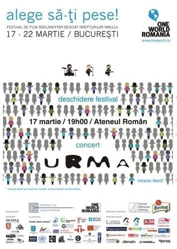 One World Romania 2010