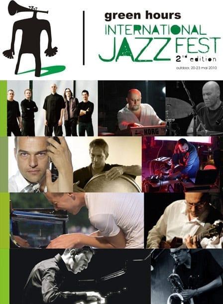 green hours fest 2010 Green Hours International Jazz Fest 2010