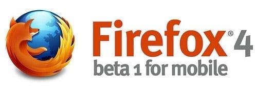 Firefox 4 pentru Android