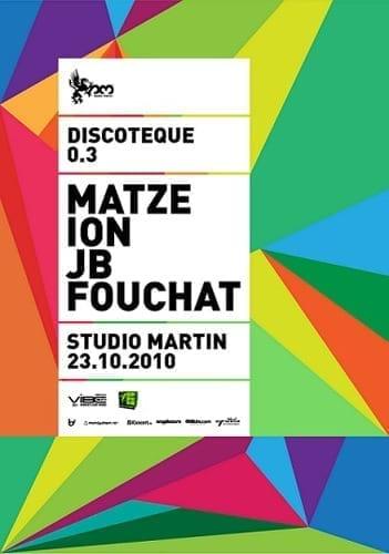 Matze, Ion, JB, Fouchat @ Studio Martin