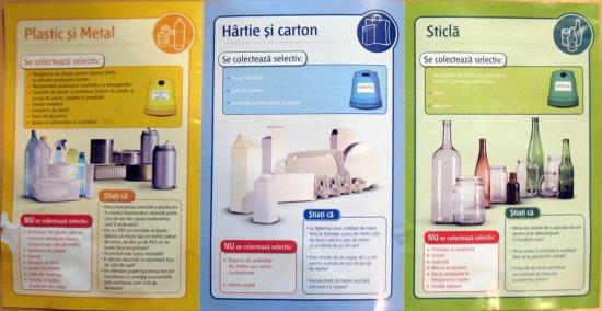 reciclare selectiva
