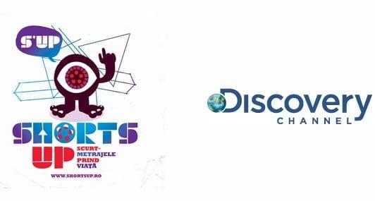 ShortsUP si Discovery Romania prezinta: Eroi Contemporani