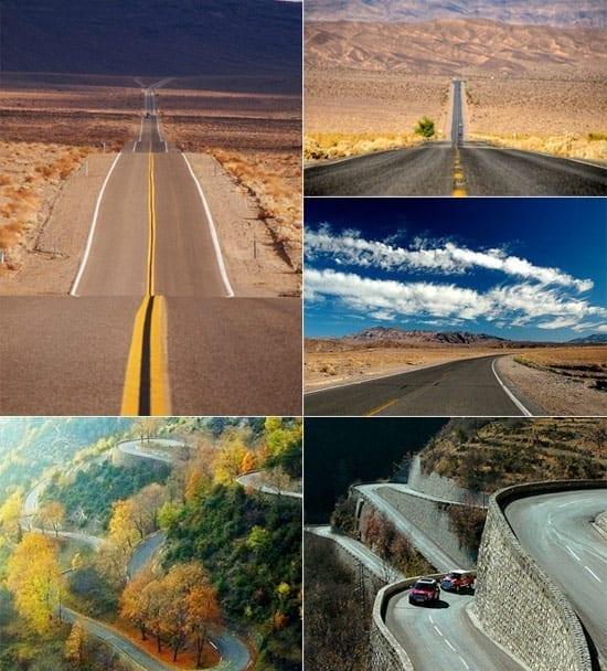 Cele mai bune drumuri pentru sofat din lume