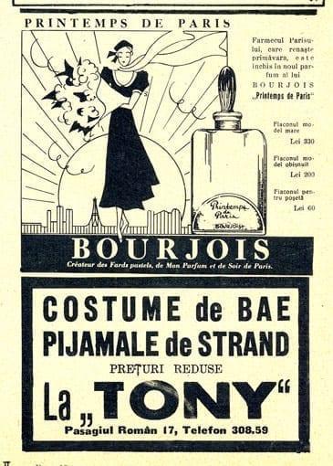 Mare expozitiune a vechilor creatiuni publicitare