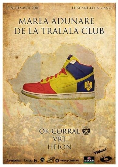 Marea Adunare de la Club Tralala