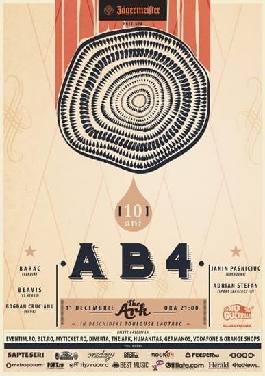AB4 10 ANI @ The ARK