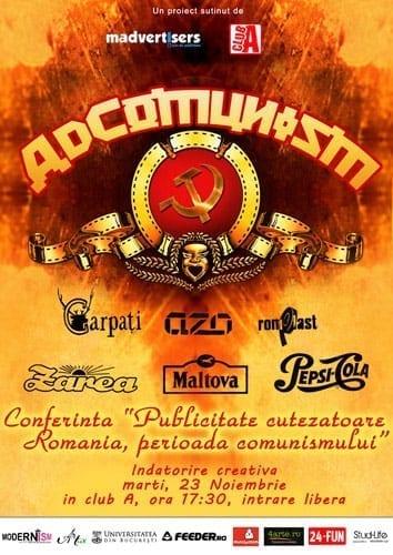 Ad Comunism @ Club A