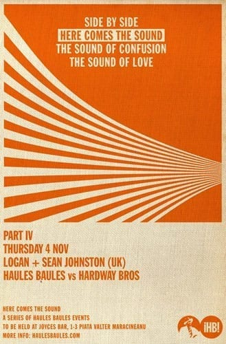Here Comes The Sound part IV @ Joyces