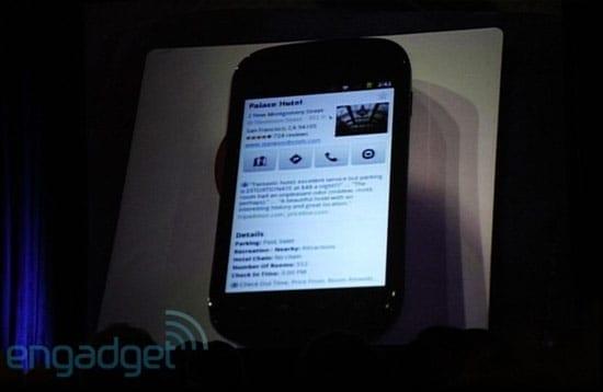 Nexus S, noul telefon de la Google, a fost anuntat oficial