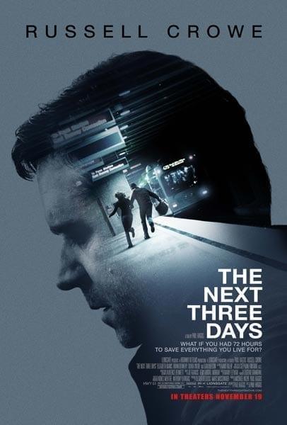 Next Three Days - trailer