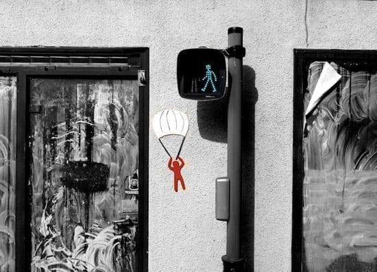 Pop Culture-Inspired Street Art
