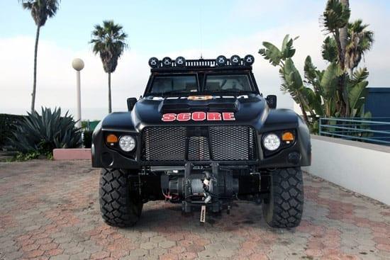 Oshkosh Extreme Racing Light Concept Vehicle