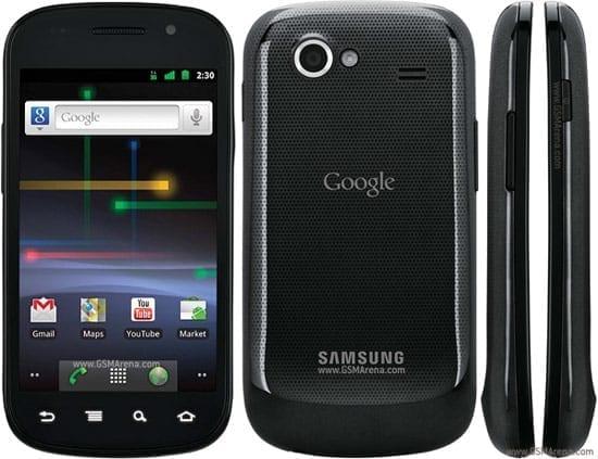 Google Nexus S - anuntat oficial