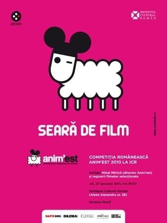 Competitia Romaneasca Anim'est 2010 la ICR