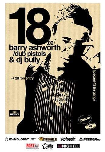 Barry Ashworth & Bully @ Tralala
