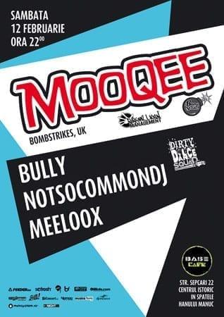 MOOQEE @ Base Cafe