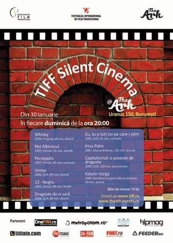 TIFF Silent Cinema @ The Ark