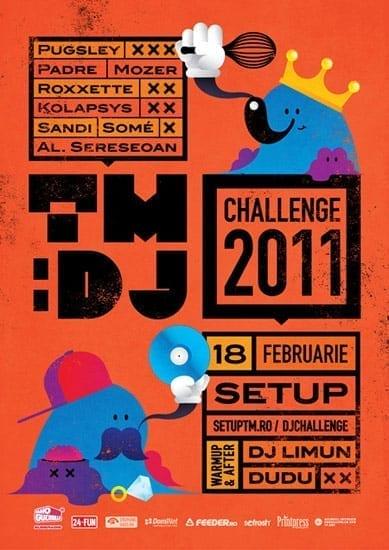 TM:DJ Challenge @ Setup (TM)