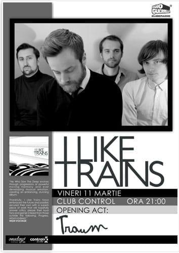 I Like Trains @ Control