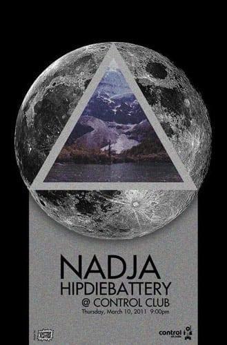 Nadja & Hipdiebattery @ Control