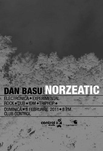 Dan Basu | NORZEATIC @ Control