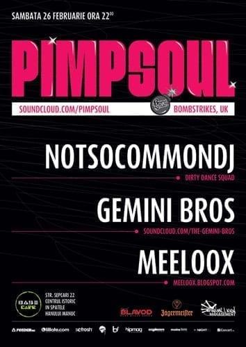 PIMPSOUL @ Base Cafe