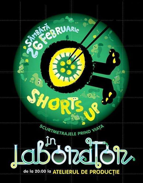ShortsUP in Laborator