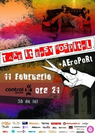Take It Easy Hospital live @ Control