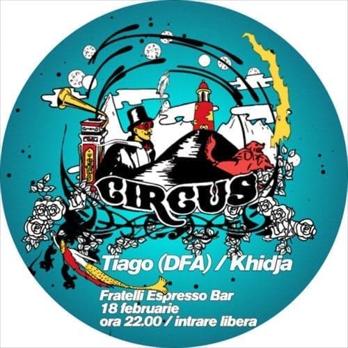 Tiago @ Circus 5