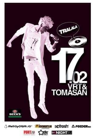 TOMASAN & VRT @ Tralala