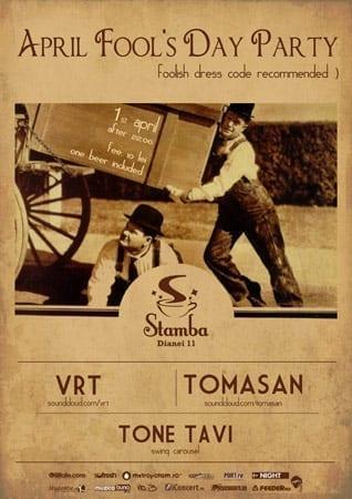 VRT / Tomasan / Tone Tavi @ Stamba
