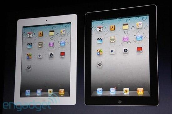 Apple a prezentat noul iPad 2