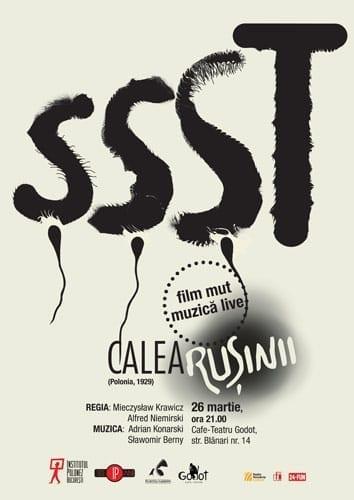 Calea Rusinii @ Cafe-Teatru Godot