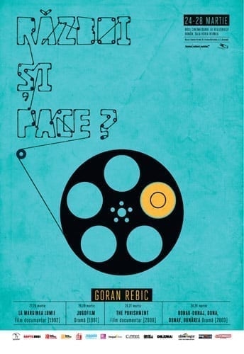 Patru filme de Goran Rebic @ NCRR